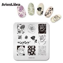 buy stenciling rose pattern and get free shipping on aliexpress com