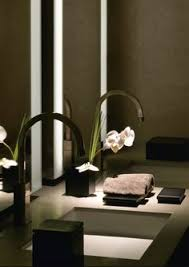 Hotel Bathroom Mirrors by Trendy And Stylish Bathroom Mirrors Contemporary Baths Art Deco