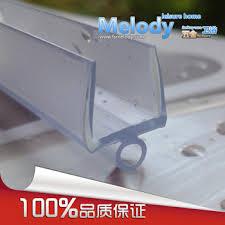 cheap glass shower door rubber seal find glass shower door rubber