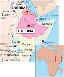 africa map eritrea in threat to oust eritrea s regime wars in the world