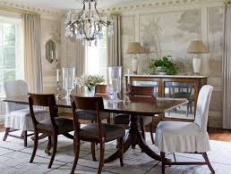 Traditional Dining Room by Chandeliers For Dining Room Traditional Chandelier Dining Room