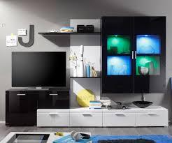 Wohnzimmerschrank 300 Cm Wohnwand Sensi Die Neuesten Innenarchitekturideen