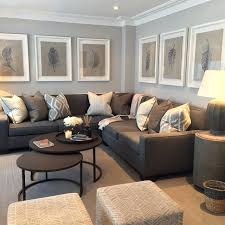 grey walls brown sofa pillows for brown couch living room with grey walls and brown couch