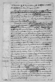 how to write a rough draft for a research paper image 1 of thomas jefferson june 1776 rough draft of the image 1 of thomas jefferson june 1776 rough draft of the declaration of independence library of congress