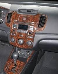 2012 Kia Forte Interior Amazon Com Kia Soul Interior Burl Wood Dash Trim Kit Set 2010
