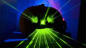 halloween laser lights your halloween techno playlist electronic beats