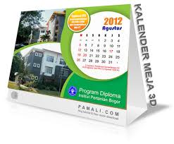 desain kalender meja keren cara membuat kalender meja 3 dimensi dengan photoshop pamali desain
