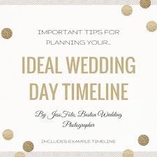 wedding ceremony timeline ideal wedding day timeline boston wedding photographer