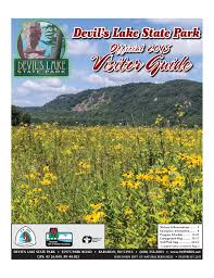 Silver Lake State Parkmaps U0026 Area Guide Shoreline Visitors Guide by Devil U0027s Lake 2015 Visitor Guide By Madison Com Issuu