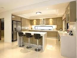 cuisine ouverte sur salle à manger plan de cuisine ouverte salle manger lolabanet com