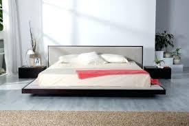 Modern Platform Bed Frames Wonderfull Modern Platform Bed Frame Activegift Me
