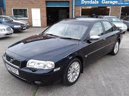 used volvo s80 petrol for sale motors co uk