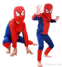 Batman Kids Halloween Costume Shop Cosplay Boys Spiderman Batman Superman Zorro Costume