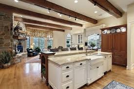 faux wood beams u2013 an attractive and easy solution for every home