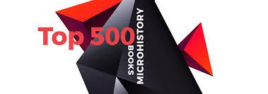 top 500 microhistory books u2013 bookadvice u2013 medium