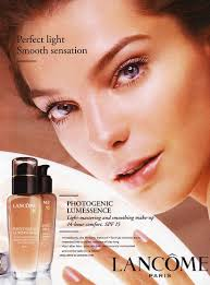 the daria files 2008 lancome advertisements