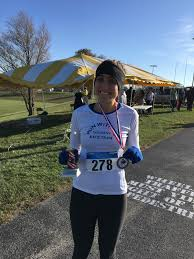 fata steffy celebrated thanksgiving in their running shoes run