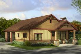 bungalow garage plans cottage house plans garage w living 20 058 associated designs