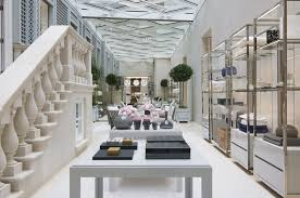 home decor stores london dior maison new home decor line montage magazine