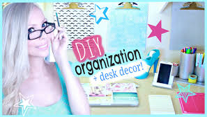 Decorating Desk Ideas Diy Organization Desk Decor Ideas