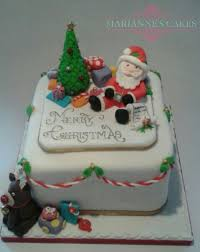 Christmas Cake Decorations Reindeer by 10 Best Sledge Cake Images On Pinterest Cakes Red And Christmas