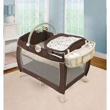 pack n play with changing table find convertible graco pack n play changing table dennis hobson design