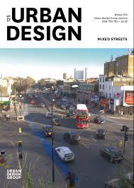 Journal Urban Design Home Join The Urban Design Group Urban Design Group