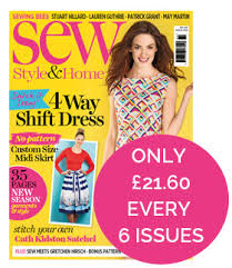 pattern for japanese top on sewing bee great british sewing bee sew magazine