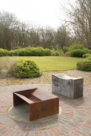 Firepits Co Uk Chunk Pit Artisan Contemporary Modern Metal Firepit