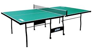 ping pong table price prince victory 15mm table tennis table green
