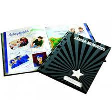 senior memory book memory book