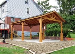 wood pavilions lykens valley gazebos and outdoor living products