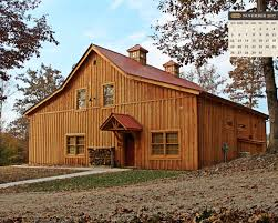 gambrel style homes barn wood home project photo galleries ponderosa county eastern