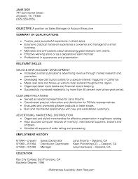 executive career summary examples how to write a resume summary