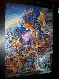 halloween jigsaw puzzle college of magical knowledge 500pc jigsaw puzzle by ravensburger