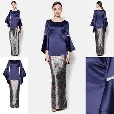 model baju 16 model baju kurung melayu terbaru 2018 fashion modern 2018