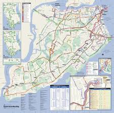 New York Mta Map Staten Island Mta Bus Map Maplets