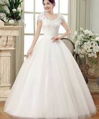 princess style wedding dresses princess style wedding dress lace white wedding gown lazada