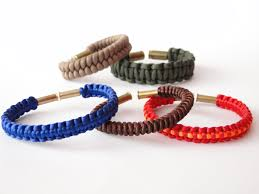 cord macrame bracelet images How to make a mini bullet casing survival bracelet micro cord jpg