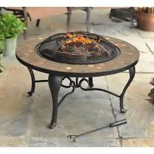 Indoor Fire Pit Coffee Table Hampton Bay Fire Pit Selections For Indoor And Outdoor Homesfeed