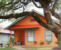 colorful exterior 2 tone mango is the intended paint for trim on