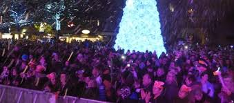 peterborough christmas lights switch on 2016 heart cambridgeshire
