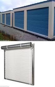 Janus Overhead Doors Garage Doors 115699 Durosteel Janus 10 Wx12 H Commercial 1000