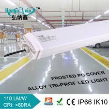 parking lot lighting manufacturers hnx tp65 20w2f sm pw china 600mm ip66 led tri proof light for