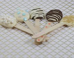 chocolate dipped spoons wholesale chocolate spoons etsy