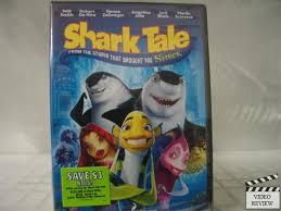 shark tale dvd 2005 widescreen 678149195521 ebay