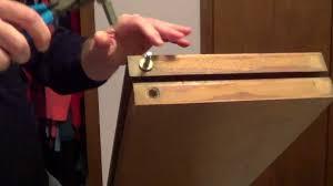 How To Adjust Closet Doors How To Repair And Adjust Bifold Closet Door