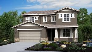 Craftsman Ranch Residence Four Floor Plan In Ironwood At Whitney Ranch