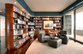 modern home library functional modern home library designs for all book lovers