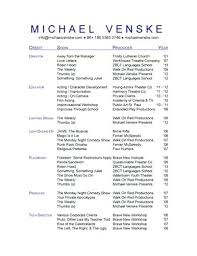 Actor Resume Template Word Topshoppingnetwork Com U2013 Page 52 U2013 Resume Sample Ideas